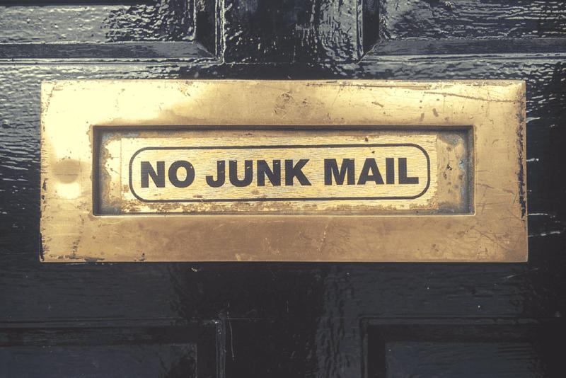 No Spam Emails