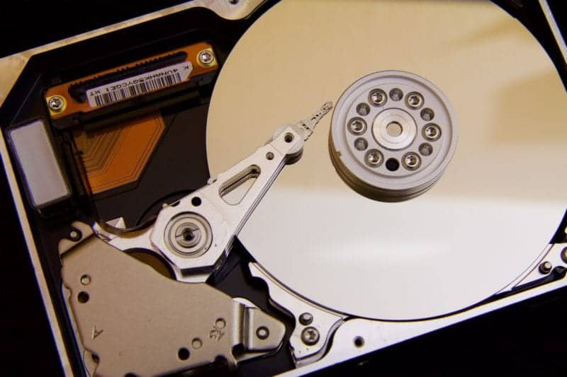 HDD example